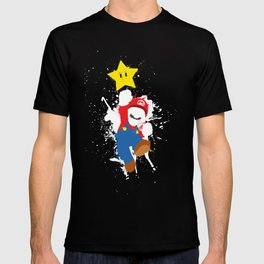 Mario Paint T-shirt