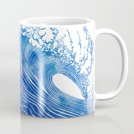 Blue Wave Coffee Mug