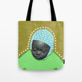 Acquiring Superpowers Tote Bag