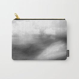Abstract Foggy Landscape Carry-All Pouch