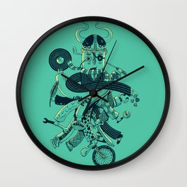 I don't know what to do with my life Wall Clock