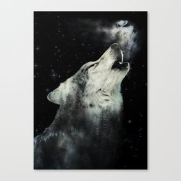 Call of the Wild II Canvas Print