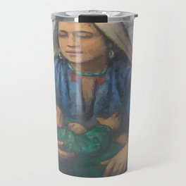 Mother and Child Travel Mug