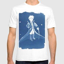 Little Prince Cyanotype T-shirt
