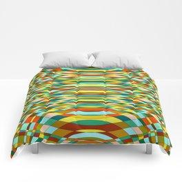 Blurred Lines Comforters