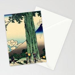 "Hokusai (1760–1849) ""Mishima Pass in Kai Province"" Stationery Cards"