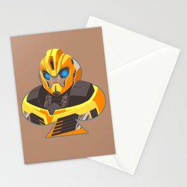 That Yellow Guy Stationery Cards