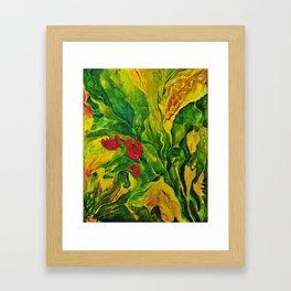 GARDEN SERIES II Framed Art Print