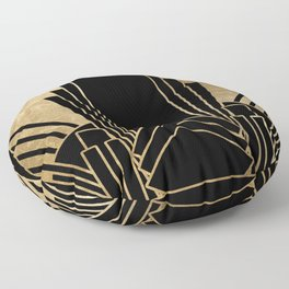 Art deco design Floor Pillow