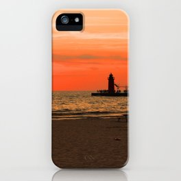 South Haven Sun iPhone Case
