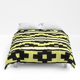 Etnico Yellow version Comforters