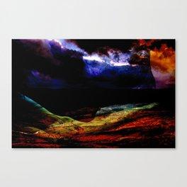 The Land Canvas Print