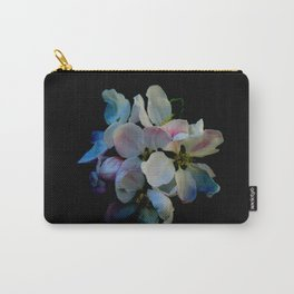 Evening pear flowers Carry-All Pouch