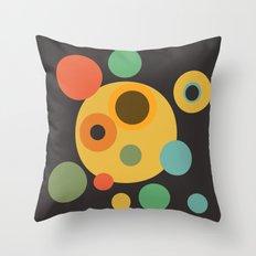 CAPPUCCINO COLARIDO Throw Pillow