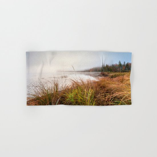 lakeside Hand & Bath Towel