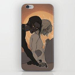 """""""I told you didn't Ymir..."""" iPhone Skin"""