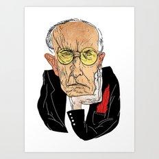 Duncan Campbell Scott Art Print