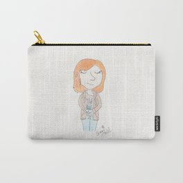 Casual Black Widow Carry-All Pouch