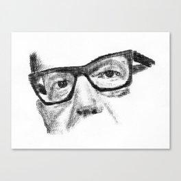 Typewritten Allende Canvas Print