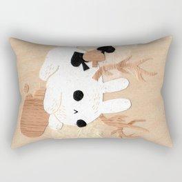 Wolpertinger Rectangular Pillow