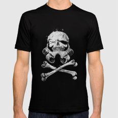 STORM PIRATE Mens Fitted Tee X-LARGE Black