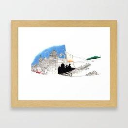 'CANADA' PART 1 OF 10* Framed Art Print