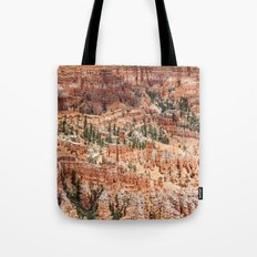 Hoodoos, Bryce Canyon Tote Bag