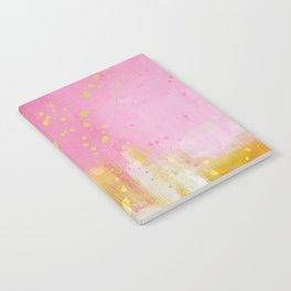 Pinkish Notebook