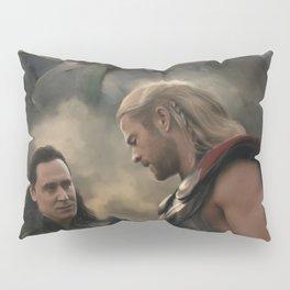 Loki and Thor Pillow Sham