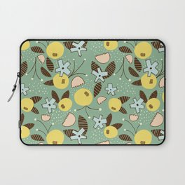 Sexy & Free Floral Laptop Sleeve