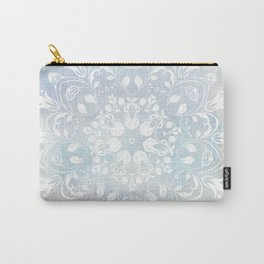 pastel lace design Carry-All Pouch