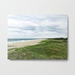 Surfside Beach, Nantucket Metal Print