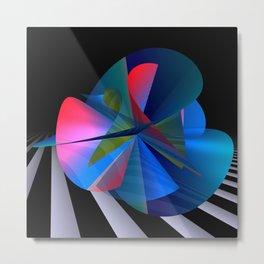 opart imaginary -13- Metal Print