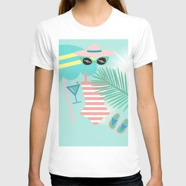 Palm Springs Ready T-shirt