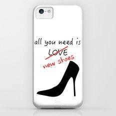 Shoes iPhone 5c Slim Case