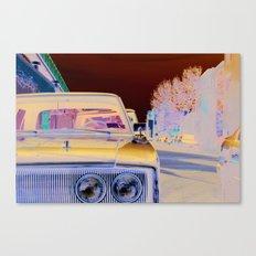 New York car Canvas Print
