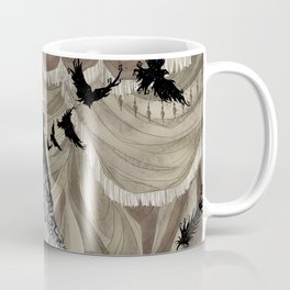 Midnight Circus: The Illusionist Coffee Mug