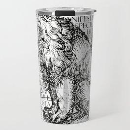 Hierarchia Inferni - Marbas Travel Mug