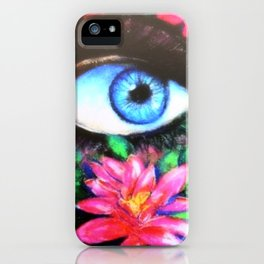 Title: 3rd Eye of Wisdom iPhone Case