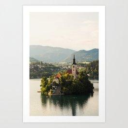 Slovenia II Art Print