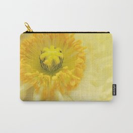 Icelandic Poppy Sweetness Carry-All Pouch