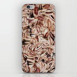 Speak iPhone Skin