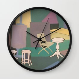 My Studio Wall Clock
