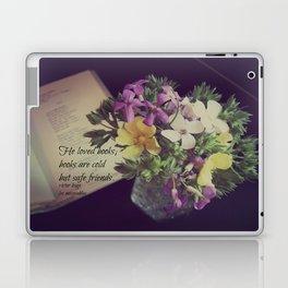 Books Les Miserables Laptop & iPad Skin