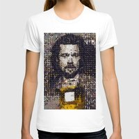 brad pitt T-shirts featuring The Pitt by Basma