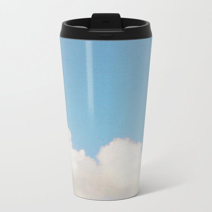 Changing Skies Metal Travel Mug