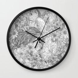 Lovemaking Wall Clock