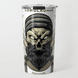 Fortitude (Lumberjack) Travel Mug