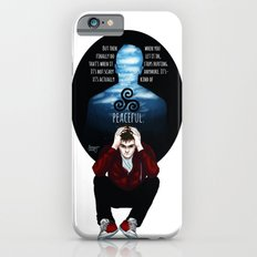 Sterek Drowning print Slim Case iPhone 6s