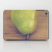 pear iPad Cases featuring Pear by Jessica Torres Photography